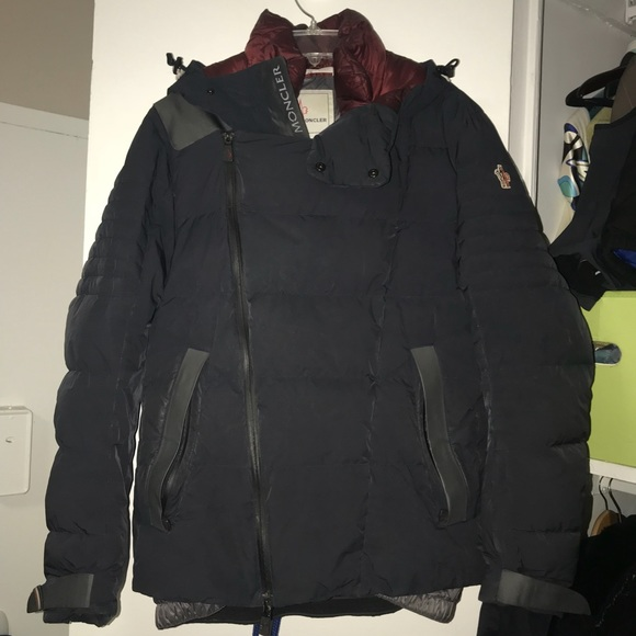 ad03db244 Moncler Grenoble mens coat